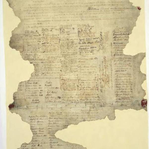 The Treaty of Waitangi<br />